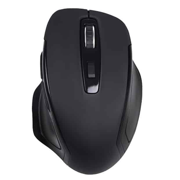 Live Tech Silk Wireless Vertical Mouse
