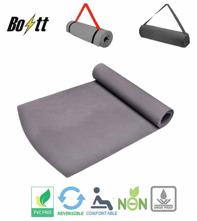 BOLT Anti-Slip Yoga Mat