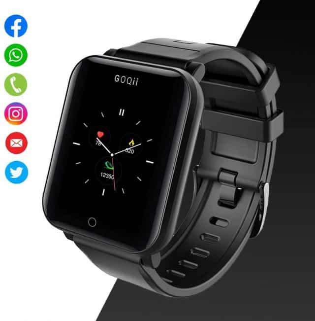 GOQii Smartwatch