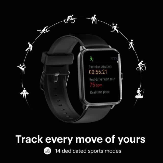 Noise ColorFit Pro 3 Smart Watch